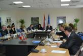 1. Întâlnire tehnică la sediul Delegației UE din Belgrad