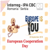 Together we celebrated European Cooperation Day in Zrenjanin